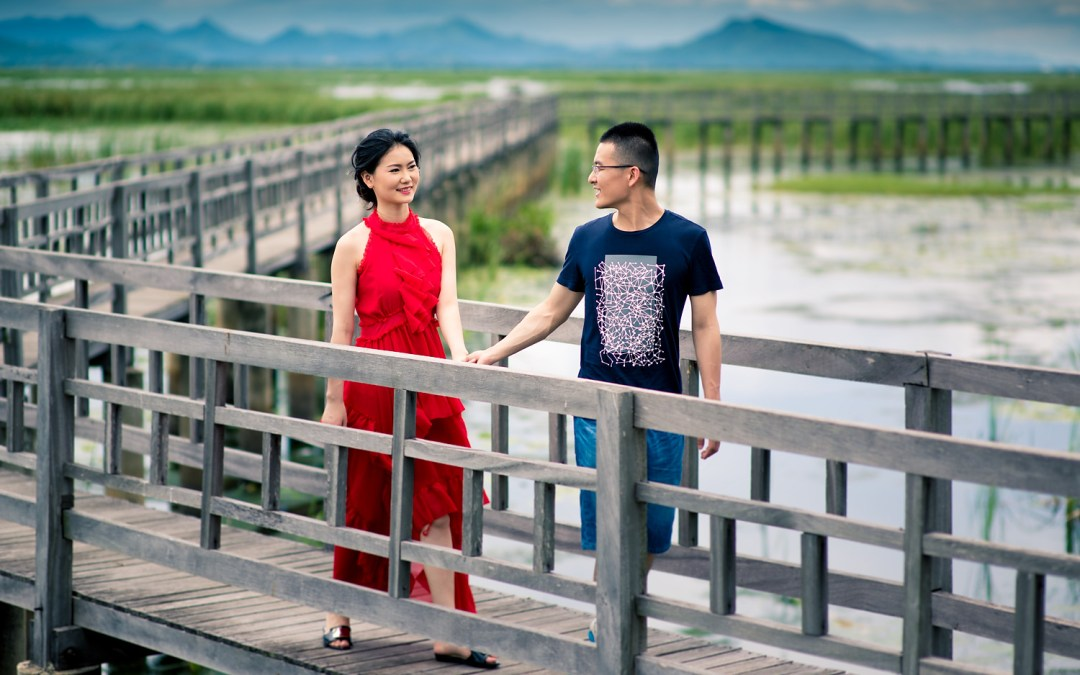 Photo of the Day: Engagement Session at Khao Sam Roi Yot Hua Hin