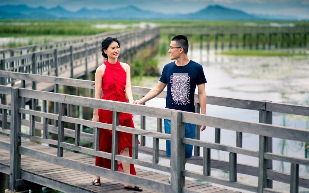 Photo of the Day: Engagement Session at Khao Sam Roi Yot Hua Hin