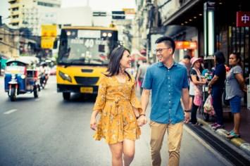 China Town Bangkok Thailand Wedding photography at China Town in Bangkok , Thailand. Photo by NET-Photography Thailand Wedding Photographer