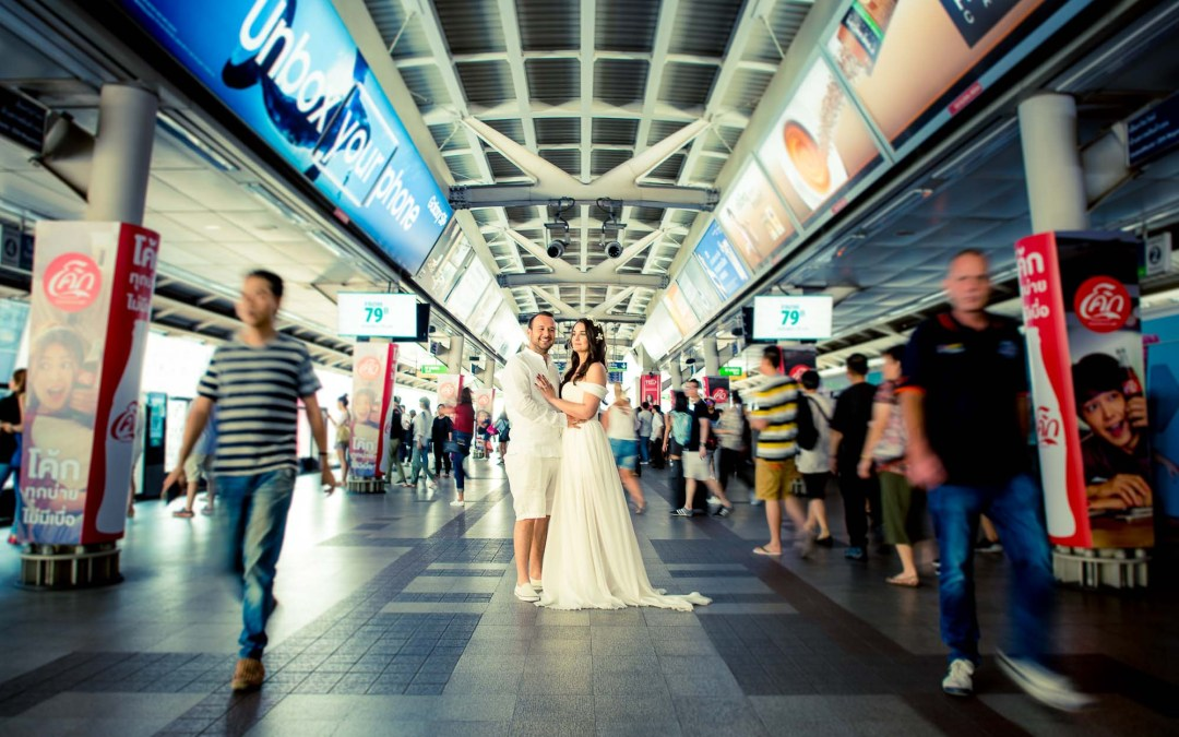 Photo of the Day: Siam Engagement Session