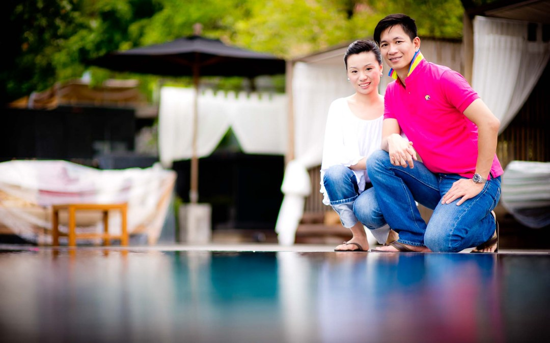 Thailand V Villas Hua Hin MGallery by Sofitel Pre-Wedding Photography