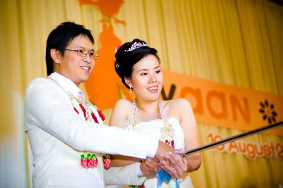 Rama Garden Hotel Wedding งานแต่ง ที่ โรงแรมรามาการ์เด้นส์