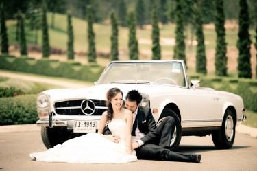 Kissing Photo   Khao Yai Pre-Wedding - Thailand Wedding Photography