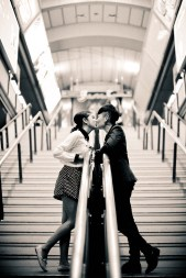 Kissing Photo | Pre-Wedding in Bangkok Thailand