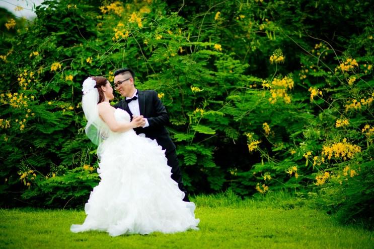 Thailand Bangkok Rod Fai Park Wedding Photography   NET-Photography Thailand Wedding Photographer