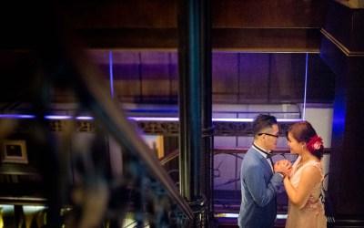 Bangkok Pre-Wedding | Floating Marketing – Park – Hotel Muse