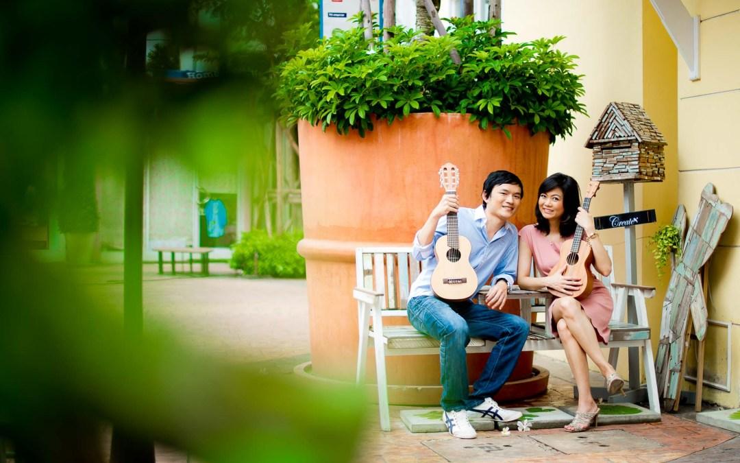 The Circle Ratchapruk – Anantara Riverside Bangkok Resort | Pre-Wedding Bangkok Thailand