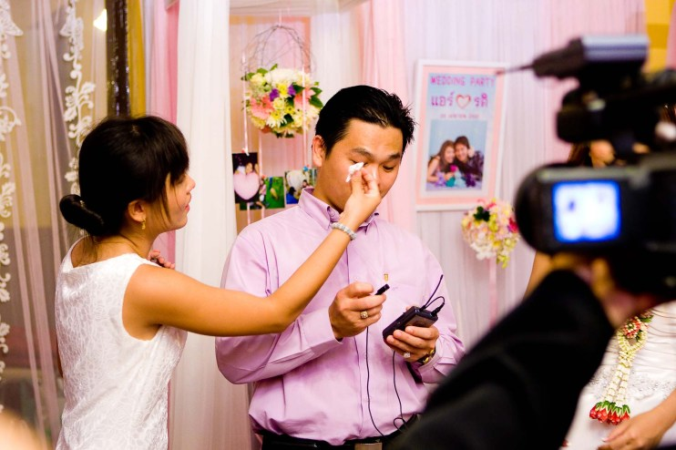 Thailand Bangkok Siam House Wedding Photography | NET-Photography Thailand Wedding Photographer