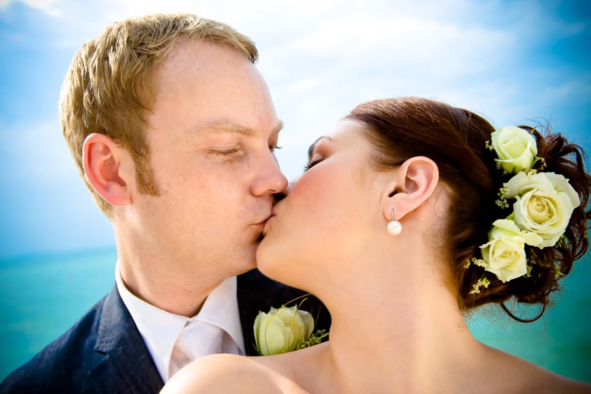 Photo of the Day: The Kiss