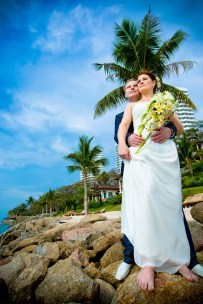 Thailand InterContinental Pattaya Resort Wedding Photography | NET-Photography Thailand Wedding Photographer