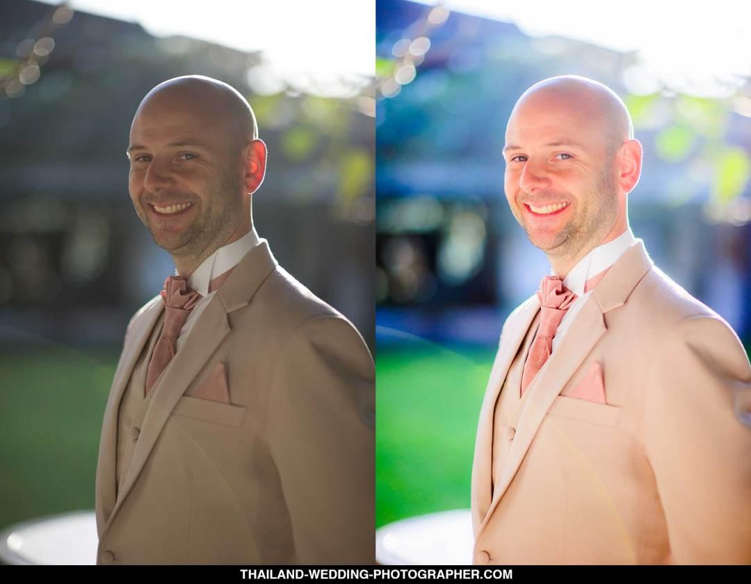 Groom Portrait | Khon Kaen Wedding