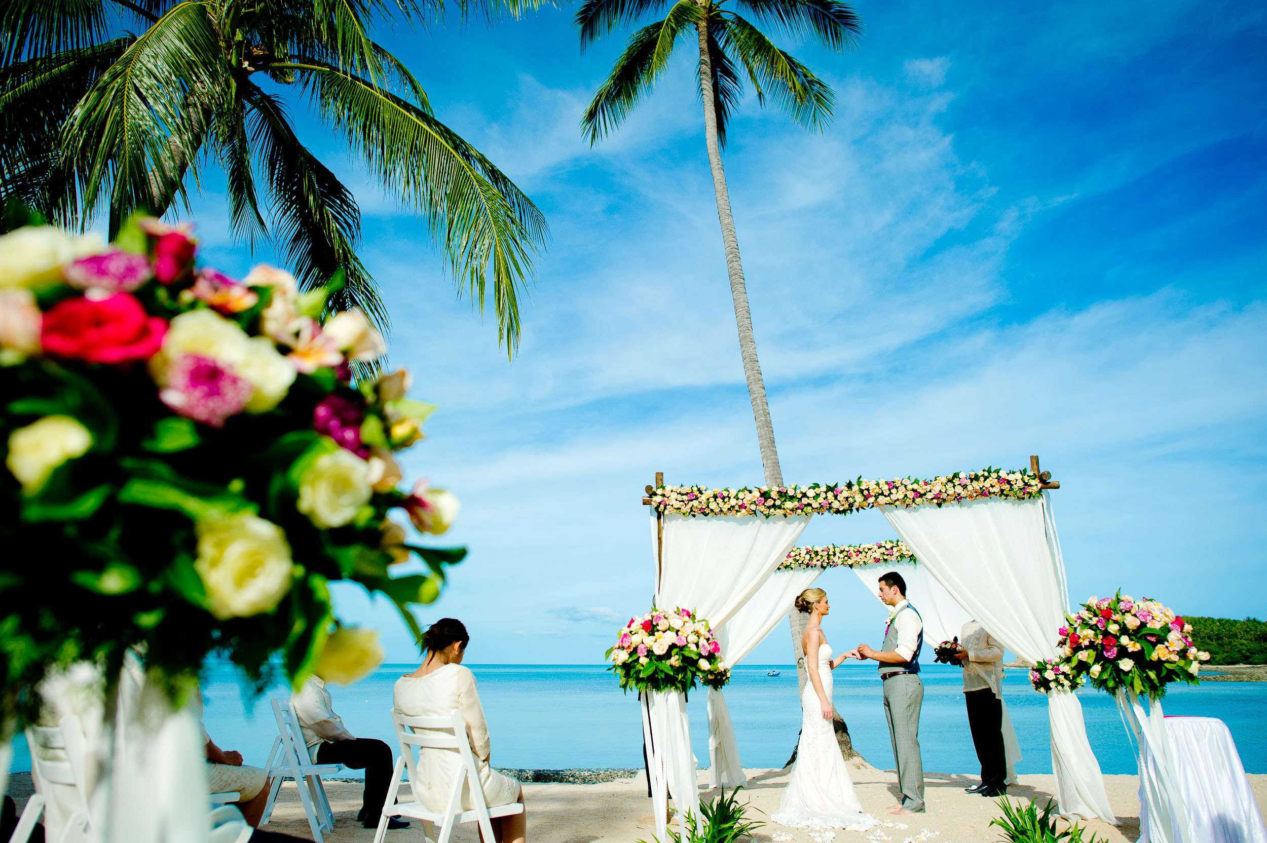 Photo of the Day: Nora Beach Resort & Spa Wedding