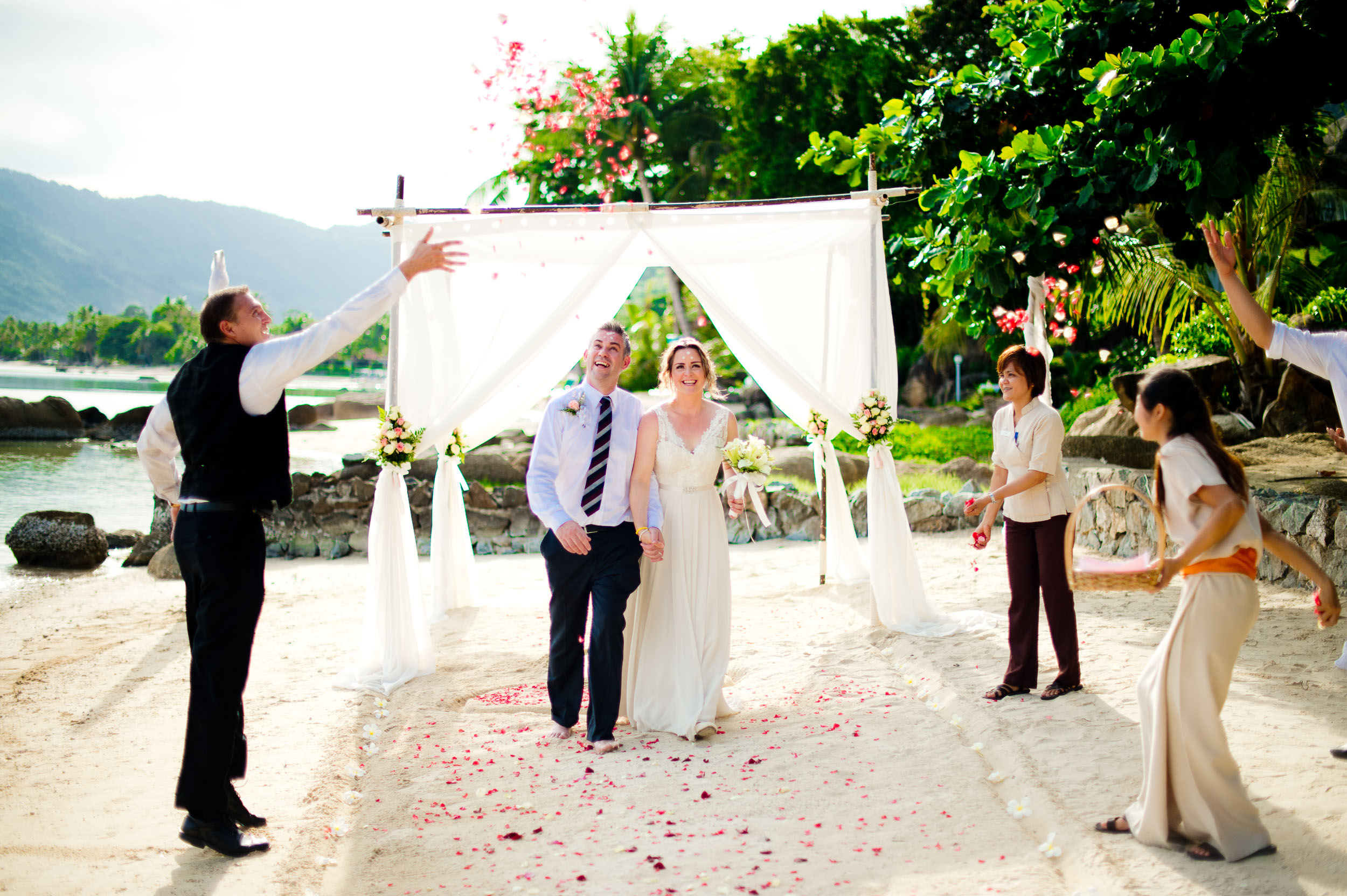 Renaissance Koh Samui Resort & Spa Thailand Wedding Photography