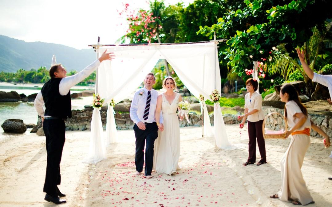 Renaissance Koh Samui Resort & Spa Thailand Wedding Photography
