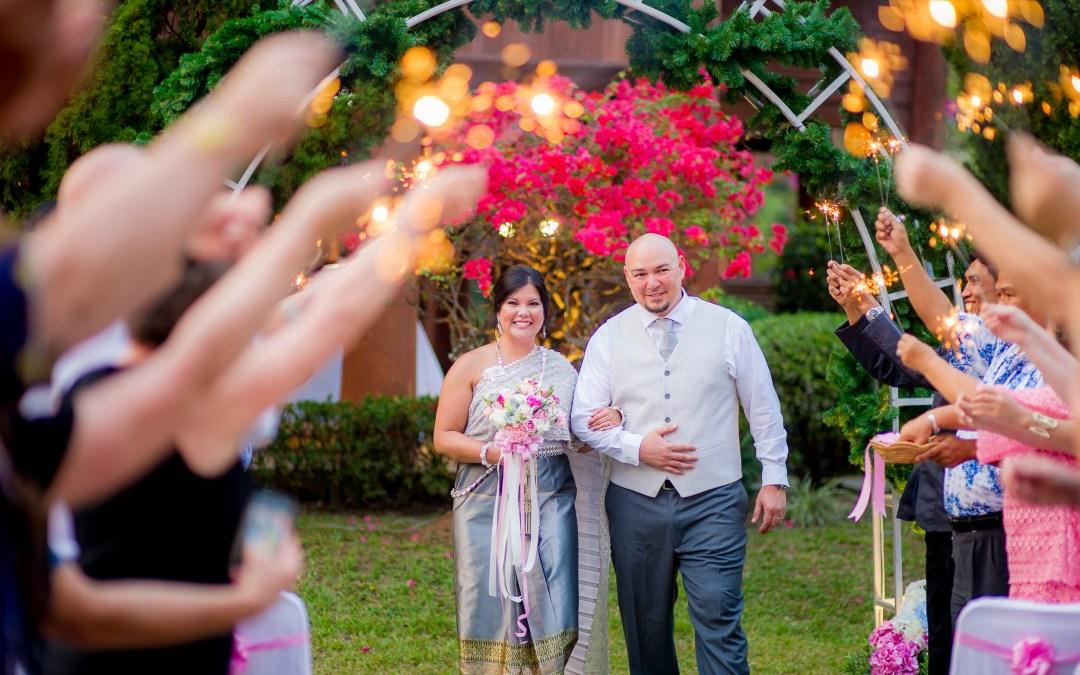 Preview: Baan Lynchee Chiang Mai Thailand Wedding