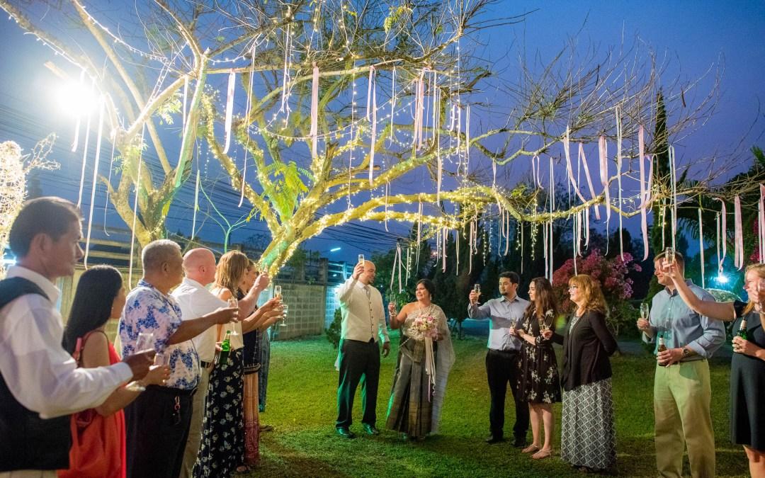 Preview: Baan Lychee Kantary Hills Chiang Mai Thailand Wedding