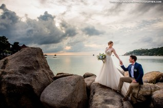 Koh Tao Thailand Destination Wedding Photography