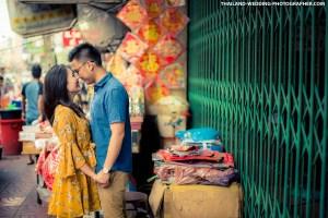Thailand Bangkok China Town Wedding Photography   NET-Photography Thailand Wedding Photographer