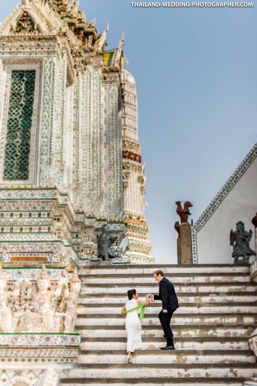 Thailand Bangkok Engagement Session