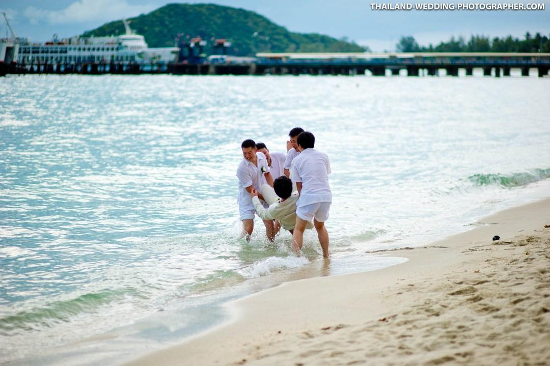 Dhevatara Cove Koh Samui Thailand Wedding Photography