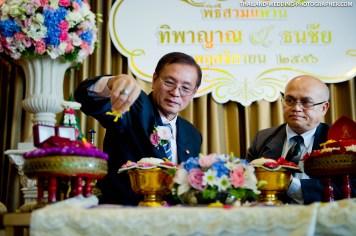 Thailand Bangkok Royal Orchid Sheraton Hotel & Towers Wedding Photography | NET-Photography Thailand Wedding Photographer