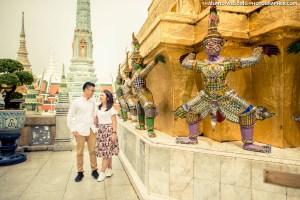 Thailand Bangkok The Grand Palace Wedding Photography   NET-Photography Thailand Wedding Photographer