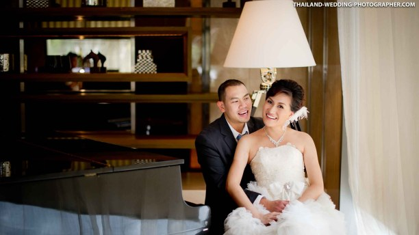 Eastin Grand Hotel Sathorn Bangkok Pre-Wedding Photography