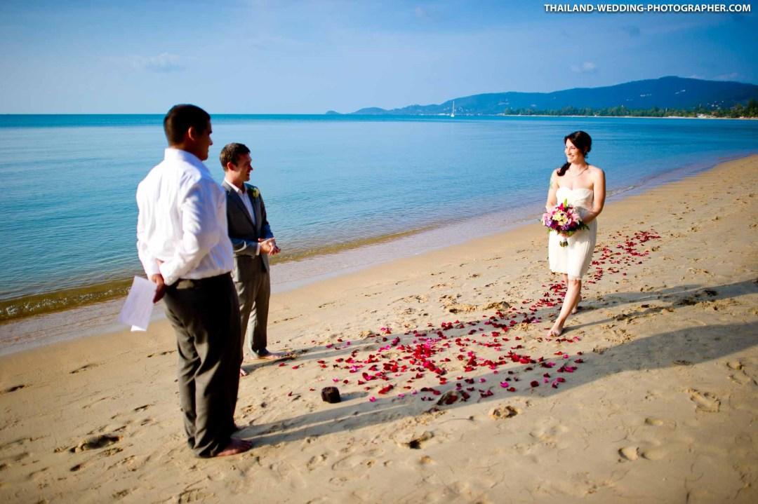 Sandalwood Luxury Villas Koh Samui Thailand Wedding Photography