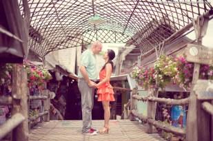 Pattaya Floating Market Wedding Photography