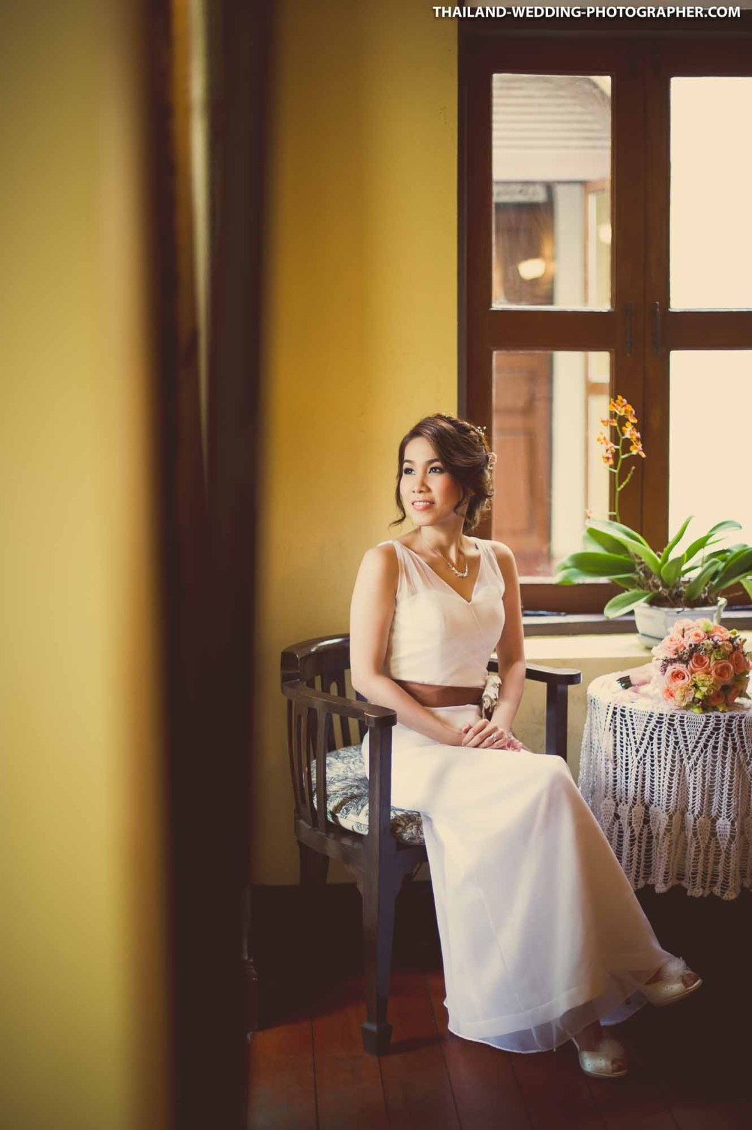 Praya Palazzo Boutique Hotel Bangkok Thailand Wedding Photography