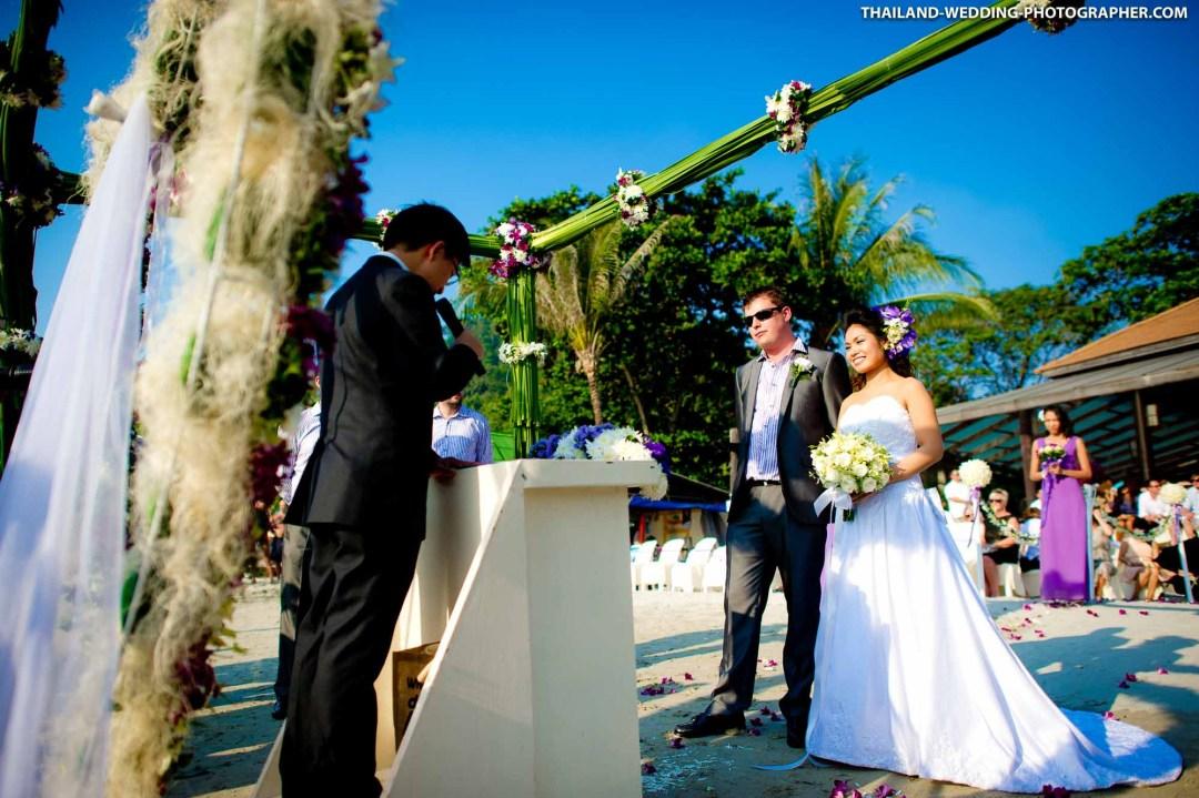 Koh Chang Kacha Resort & Spa Thailand Wedding Photography