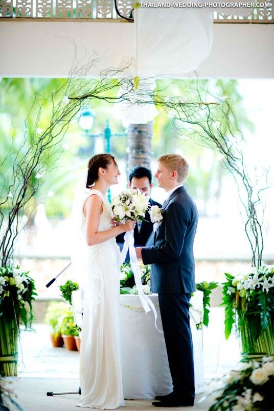 Dusit Thani Hua Hin Wedding Photography