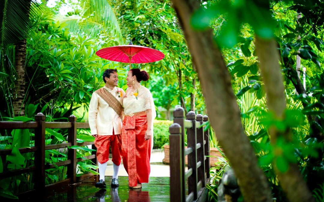 Wora Bura Hua Hin Resort & Spa Thailand Wedding
