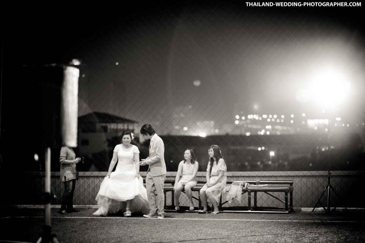 Skykick Arena Bang Na Thailand Wedding Photography