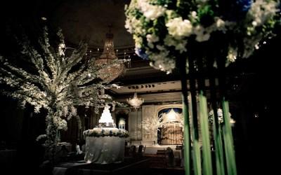 Oriental Residence Bangkok & Mandarin Oriental Bangkok Thailand Wedding