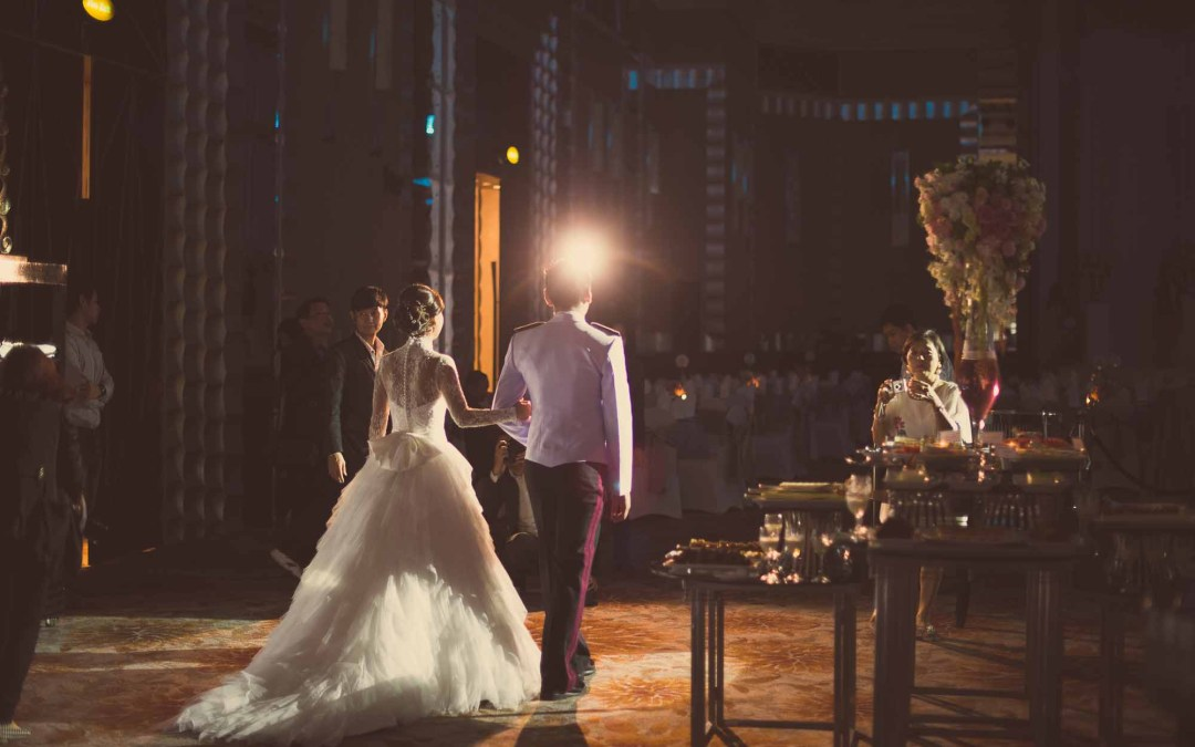Holy Rosary Church & InterContinental Bangkok Wedding