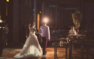 Holy Rosary Church & InterContinental Bangkok Wedding