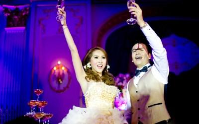 Thai Wedding at Mandarin Oriental Bangkok