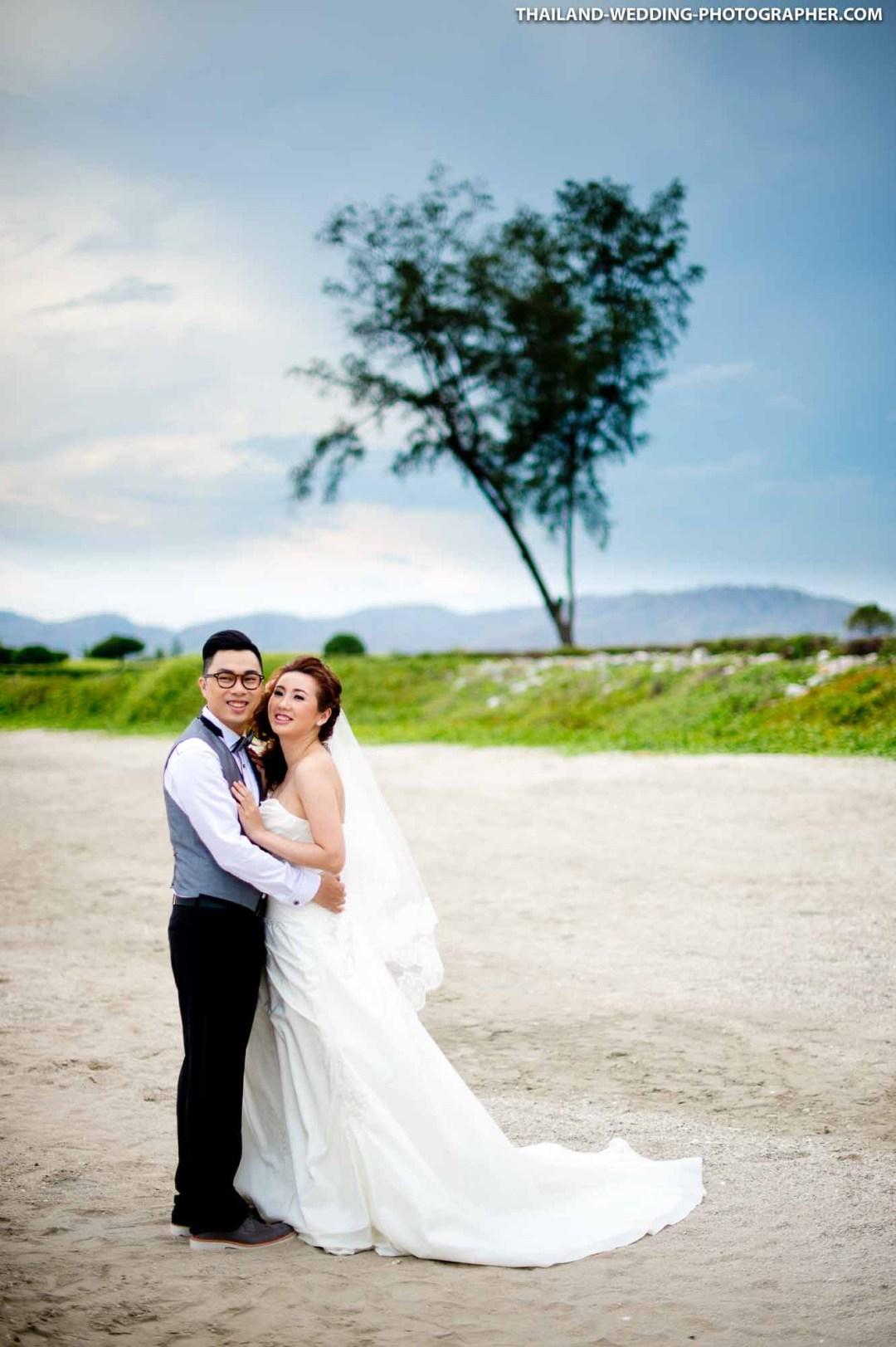 Suan Son Pradiphat Hua Hin Wedding Photography