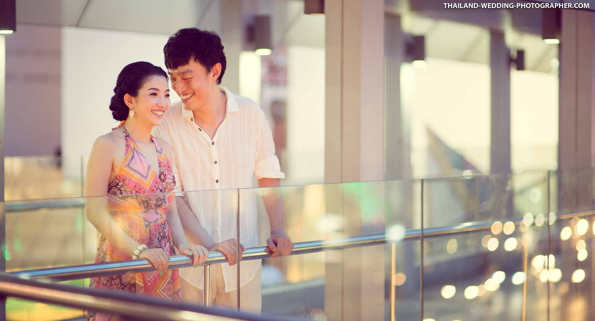 Guan Shan & Xie Pre-Wedding in Bangkok