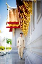 Marble Temple Bangkok Wedding Photography