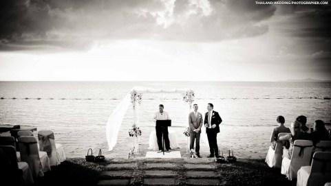 Sea Sand Sun Resort & Villas Pattaya Wedding Photography