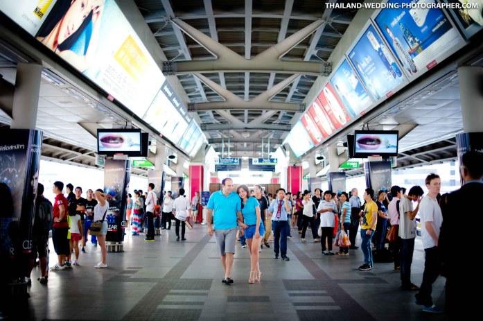 Siam Bangkok Wedding Photography