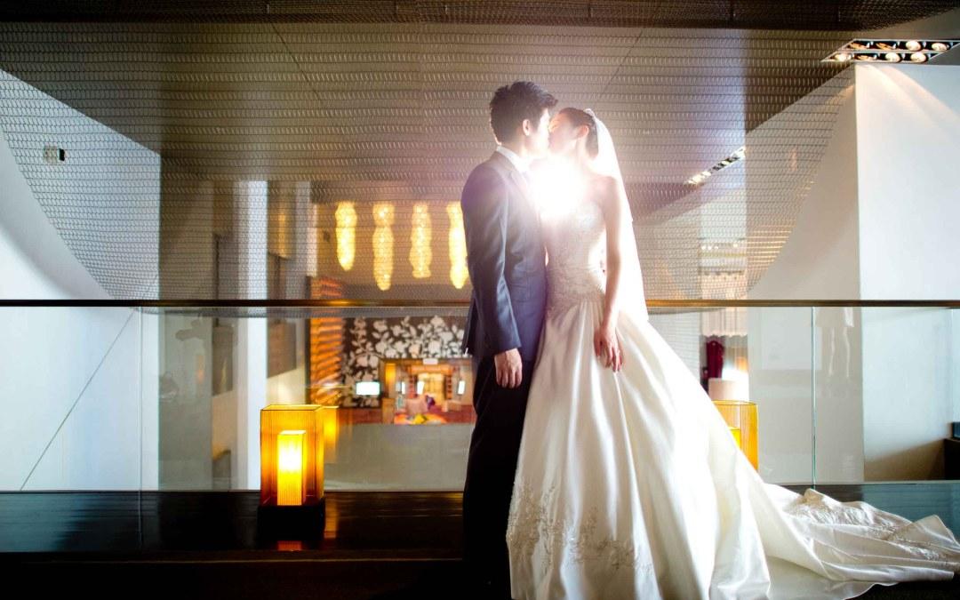 Millennium Hilton Bangkok Wedding