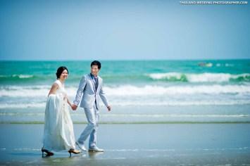 Suan Son Pradipat Beach Hua Hin Thailand Wedding Photography