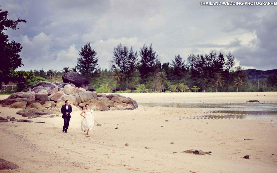 Hong Kong Wedding Couple Pre-Wedding in Phuket