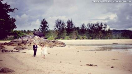 Phuket Beach Pre-Wedding Photography