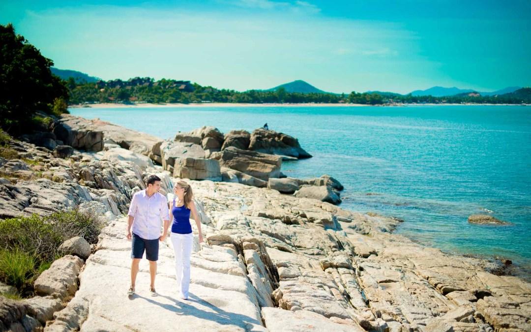 Koh Samui Thailand Honeymoon Session