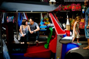 Khao San Road Bangkok Thailand Wedding Photography