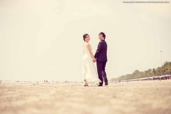 Pattaya Beach Thailand Wedding Photography